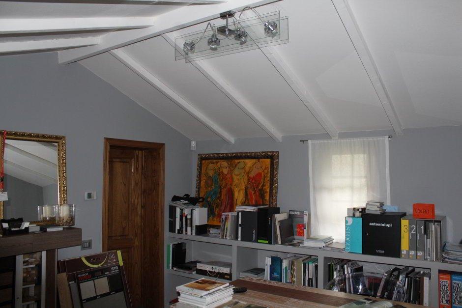 Design di interni ufficio tecnico