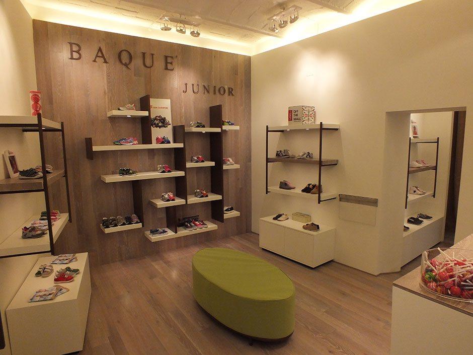Progettazione negozio di scarpe | Matteo Nofri Designer