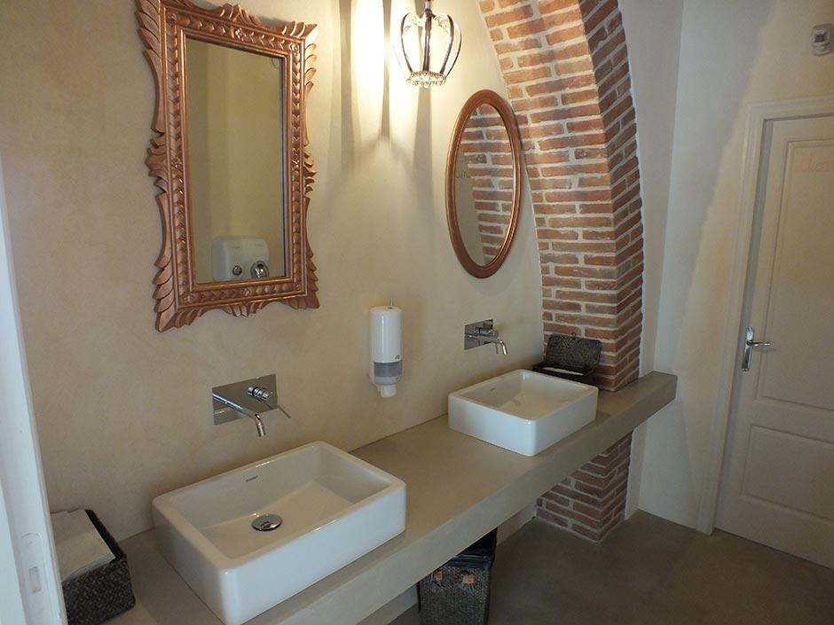 Progettazione e design esterno ed interno di un'osteria ristorante ad Arezzo