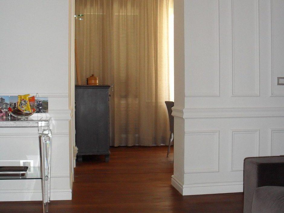 Ristrutturazione e design interno casa in città