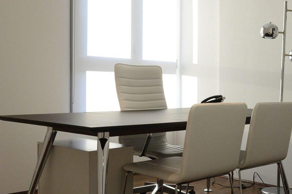 Progettazione e design interno di uno studio legale ad Arezzo