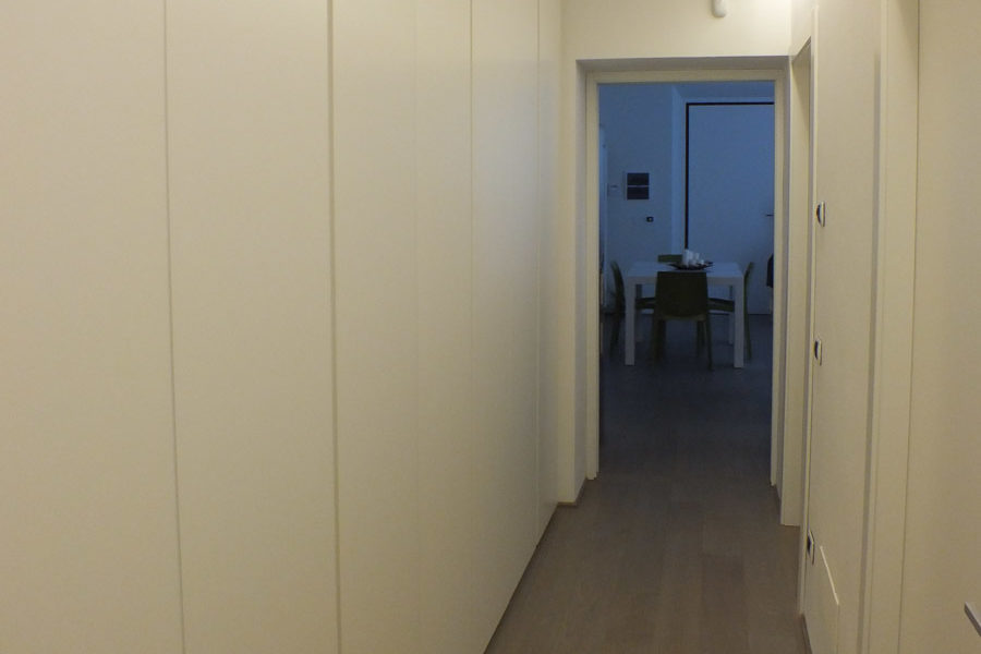 Matteo Nofri Designer Ristrutturazione appartamento