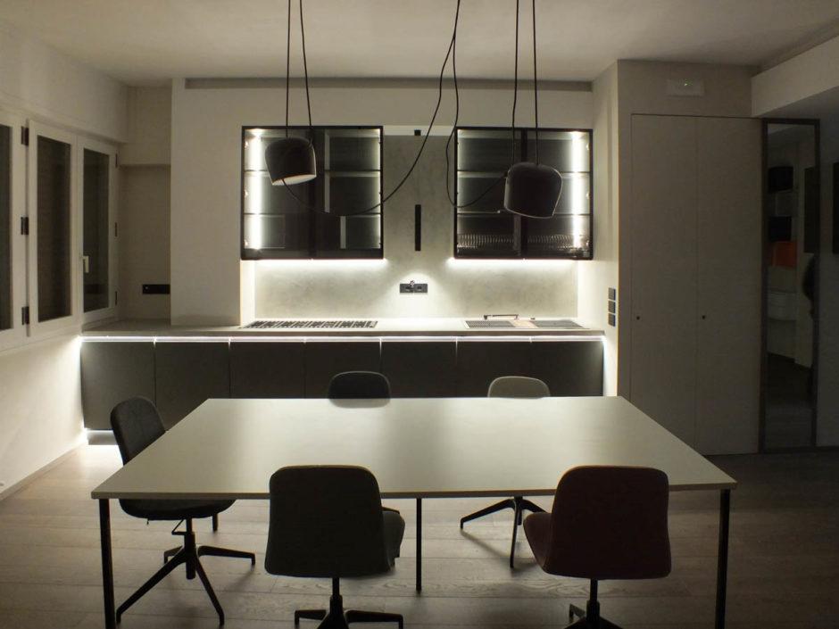 progetto residenziale basato un gusto industriale